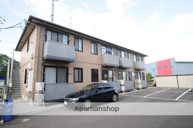 宮城県多賀城市、陸前高砂駅徒歩20分の築11年 2階建の賃貸アパート