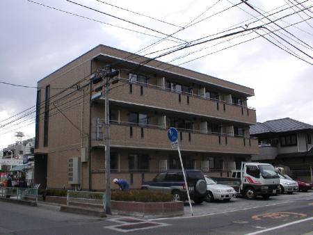 宮城県仙台市青葉区、北仙台駅徒歩16分の築12年 3階建の賃貸アパート