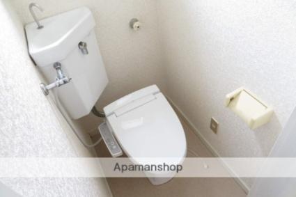 アップルハウス八木山弥生町[1K/16m2]のトイレ