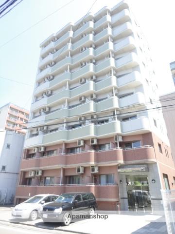 宮城県仙台市青葉区、仙台駅徒歩15分の築15年 10階建の賃貸マンション