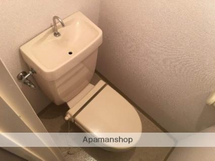 アップルハウス青山1[1K/15.75m2]の洗面所