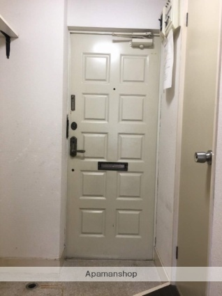 アップルハウス青山1[1K/15.75m2]の玄関