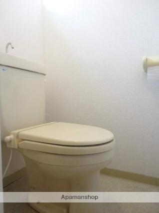 アップルハウス青山1[1K/15.57m2]のトイレ