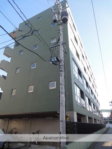 宮城県仙台市若林区、五橋駅徒歩10分の築9年 6階建の賃貸マンション