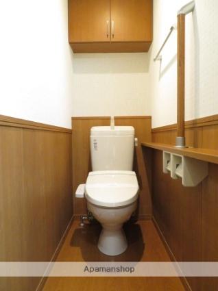 プランドビル本町[1K/25.7m2]のトイレ