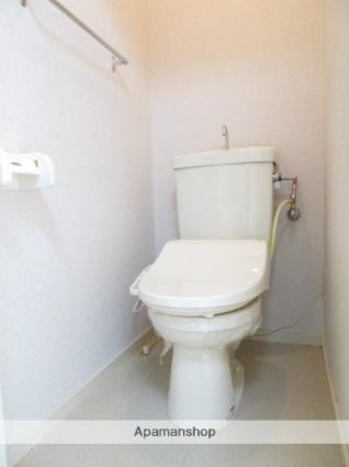 プリンスコート滝道[1K/24m2]のトイレ