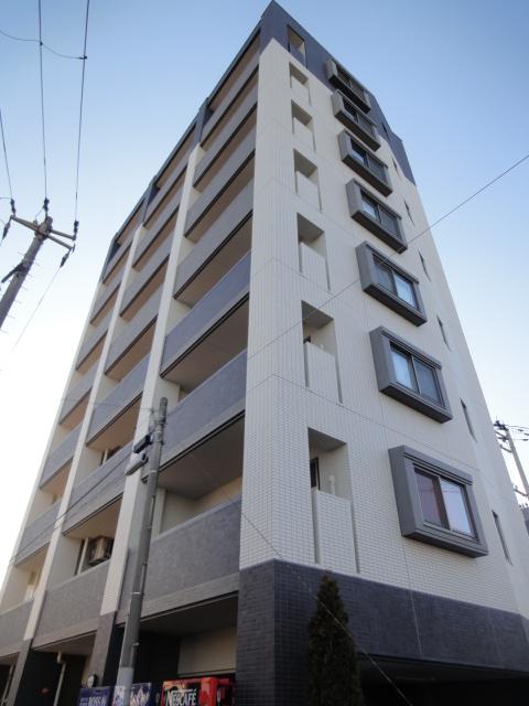 宮城県仙台市宮城野区、仙台駅徒歩27分の築8年 8階建の賃貸マンション