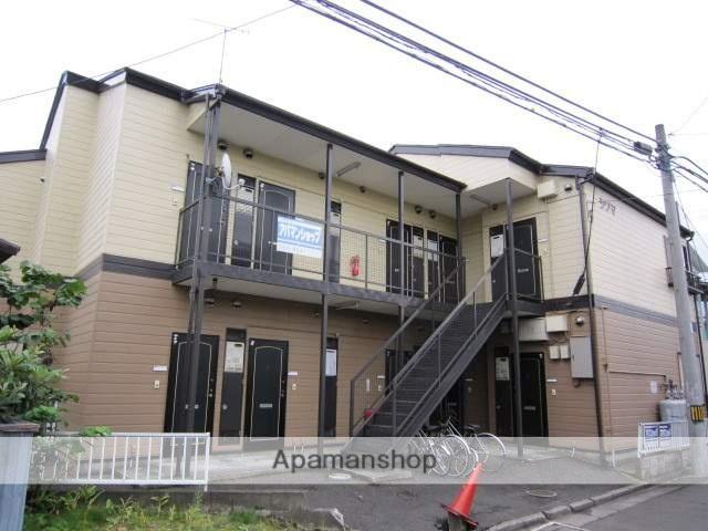 宮城県仙台市泉区、八乙女駅徒歩10分の築26年 2階建の賃貸アパート