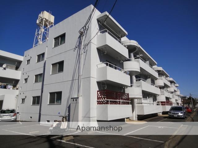 宮城県仙台市青葉区、北四番丁駅徒歩10分の築35年 4階建の賃貸マンション