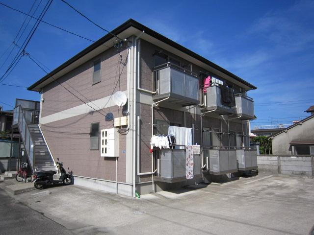 宮城県仙台市青葉区、北山駅徒歩17分の築15年 2階建の賃貸アパート