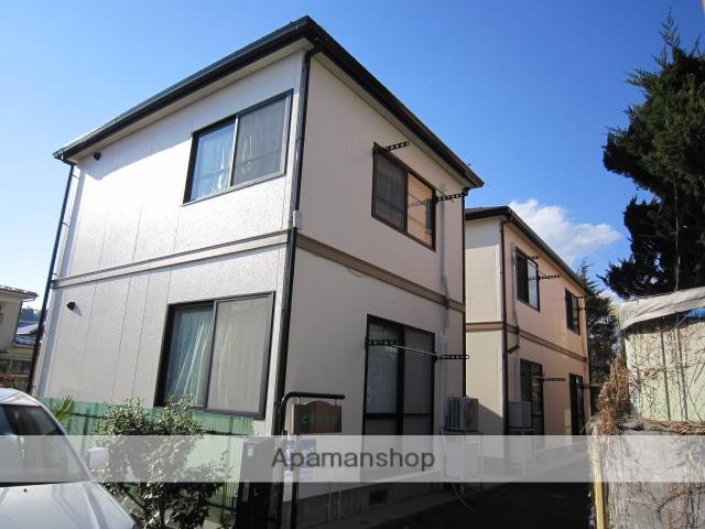 宮城県仙台市太白区、長町駅徒歩10分の築21年 2階建の賃貸アパート