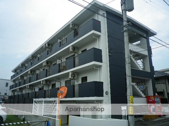 宮城県仙台市青葉区、北仙台駅徒歩10分の築21年 4階建の賃貸マンション
