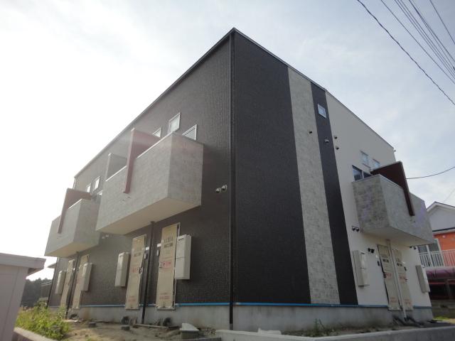 宮城県仙台市青葉区、黒松駅徒歩18分の築1年 2階建の賃貸アパート