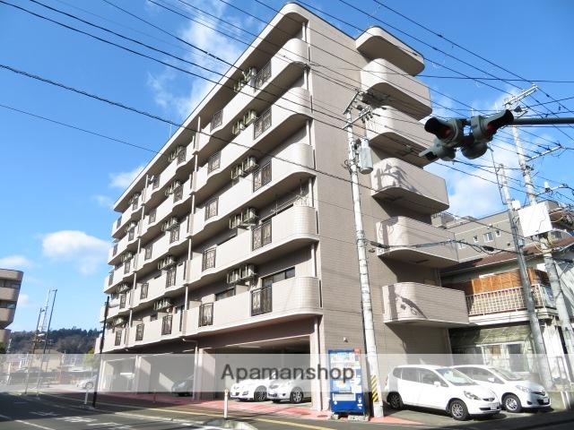 宮城県仙台市太白区、長町駅徒歩5分の築16年 6階建の賃貸マンション