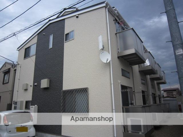 宮城県仙台市太白区、長町駅徒歩13分の築2年 2階建の賃貸アパート