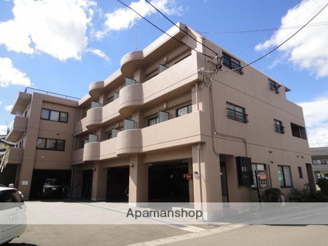 宮城県仙台市泉区、泉中央駅徒歩15分の築28年 3階建の賃貸マンション