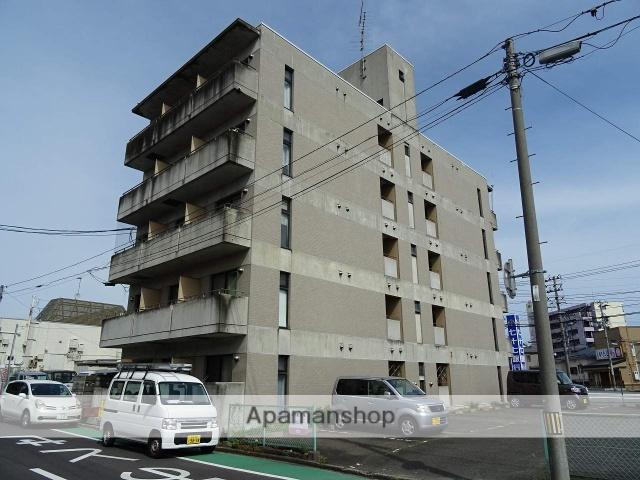 宮城県塩竈市、下馬駅徒歩12分の築27年 5階建の賃貸マンション