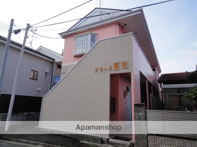 宮城県仙台市青葉区の築22年 2階建の賃貸アパート