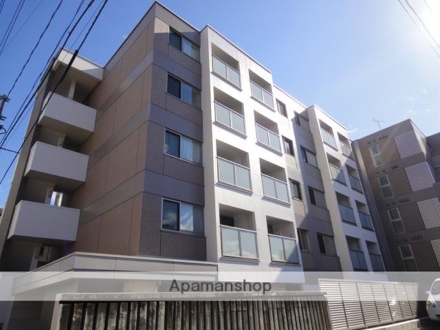 宮城県仙台市青葉区、東照宮駅徒歩16分の築2年 5階建の賃貸マンション