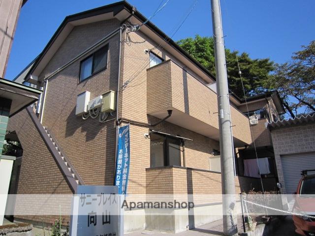 宮城県仙台市太白区、五橋駅徒歩25分の築12年 2階建の賃貸アパート