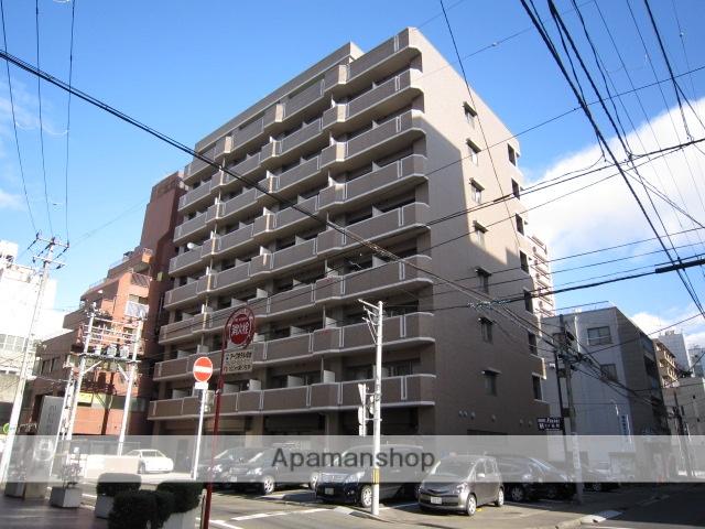 宮城県仙台市青葉区、広瀬通駅徒歩6分の築13年 9階建の賃貸マンション