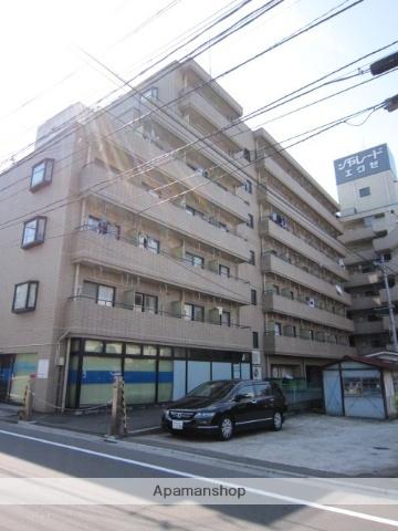 宮城県仙台市青葉区、北仙台駅徒歩3分の築29年 7階建の賃貸マンション