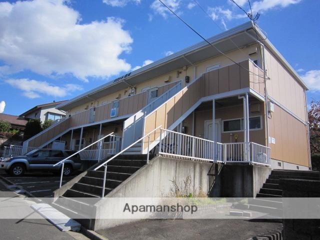 宮城県仙台市青葉区の築25年 2階建の賃貸アパート