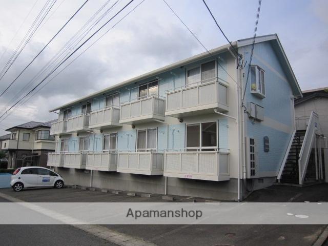 宮城県仙台市青葉区、北山駅徒歩50分の築19年 2階建の賃貸アパート