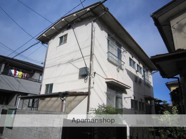 宮城県仙台市青葉区の築36年 2階建の賃貸アパート