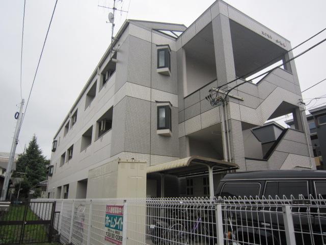 宮城県仙台市青葉区、北仙台駅徒歩15分の築20年 3階建の賃貸マンション