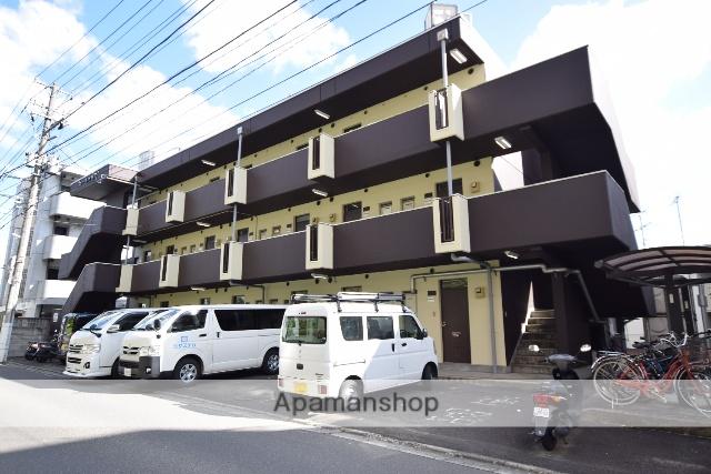 宮城県仙台市青葉区の築32年 3階建の賃貸マンション