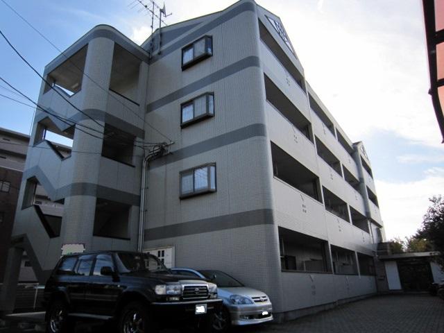 宮城県仙台市青葉区、北仙台駅徒歩7分の築22年 4階建の賃貸マンション