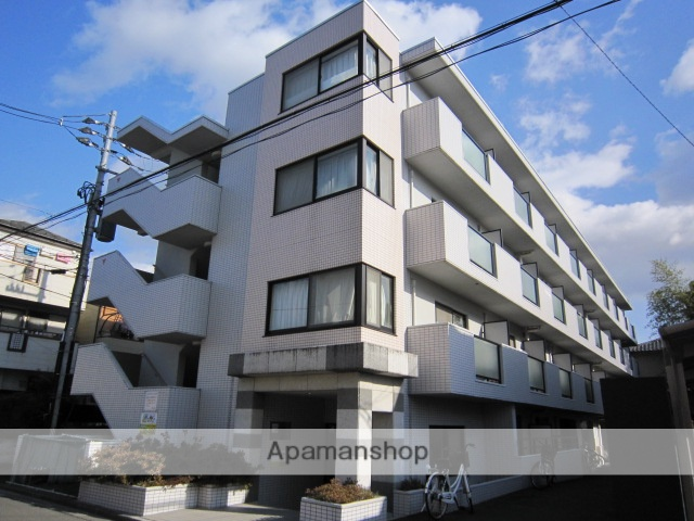 宮城県仙台市青葉区、川内駅徒歩12分の築14年 4階建の賃貸マンション