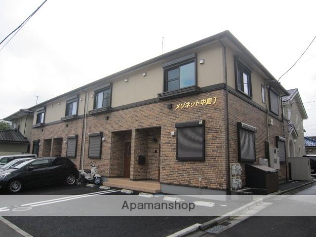 宮城県仙台市青葉区、北四番丁駅徒歩24分の築2年 2階建の賃貸テラスハウス