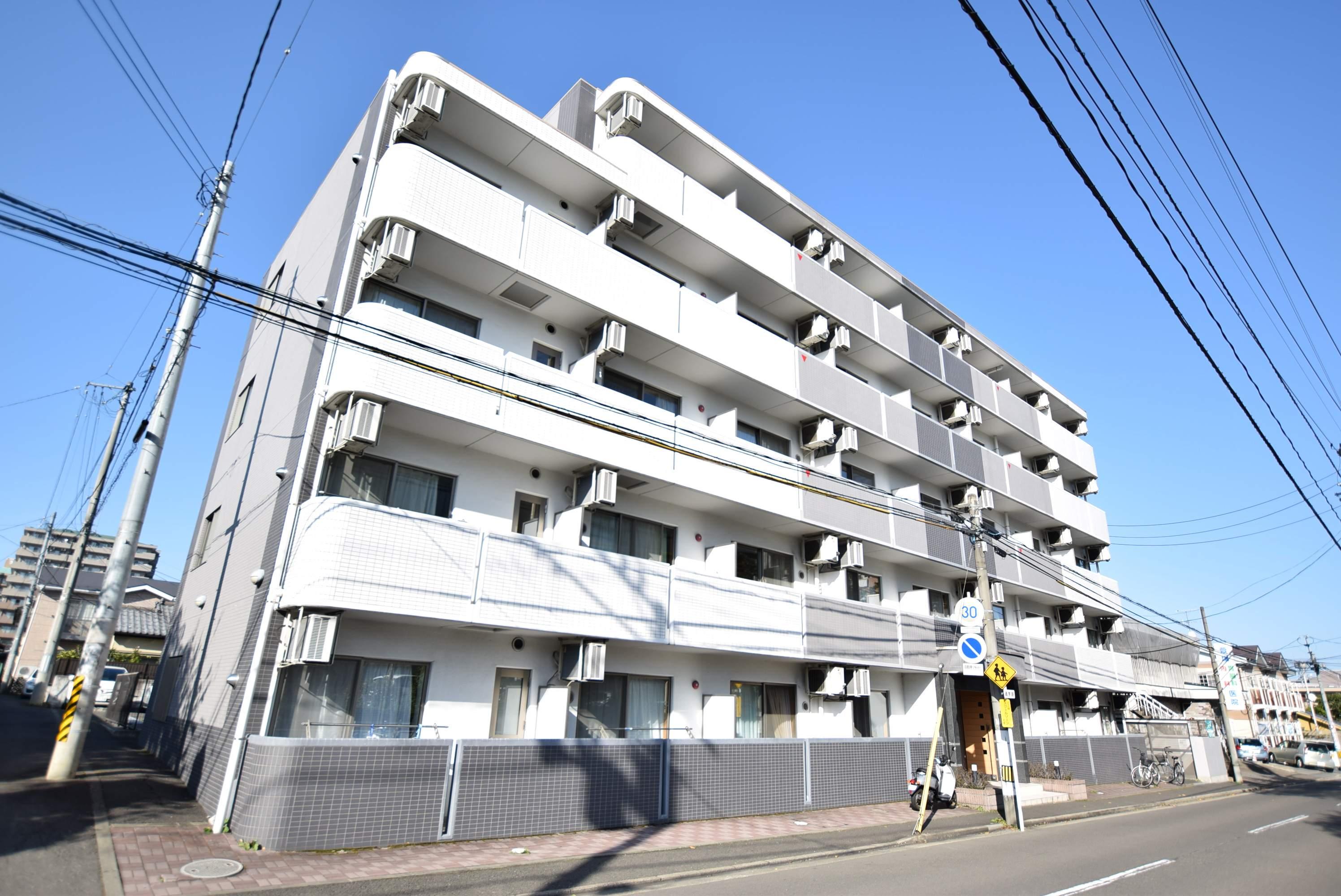 宮城県仙台市青葉区、北山駅徒歩20分の築9年 5階建の賃貸マンション
