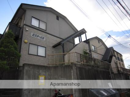 宮城県仙台市青葉区、川内駅徒歩9分の築16年 2階建の賃貸アパート