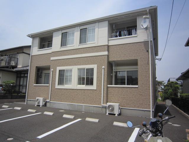 宮城県仙台市青葉区の築3年 2階建の賃貸アパート
