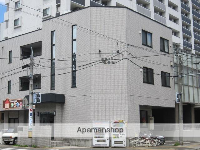 宮城県仙台市青葉区、北四番丁駅徒歩13分の築12年 3階建の賃貸マンション