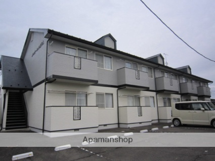 宮城県仙台市青葉区、愛子駅徒歩2分の築19年 2階建の賃貸アパート