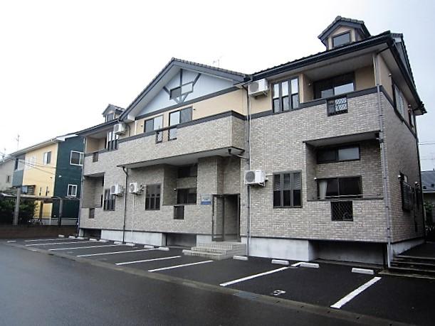 宮城県仙台市青葉区、陸前落合駅徒歩15分の築11年 2階建の賃貸アパート
