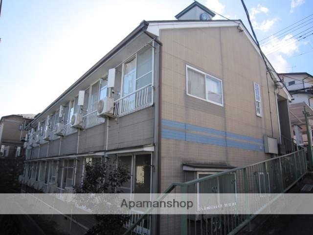 宮城県仙台市青葉区、川内駅徒歩11分の築30年 2階建の賃貸アパート