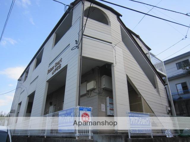 宮城県仙台市青葉区、北山駅徒歩2分の築27年 2階建の賃貸アパート