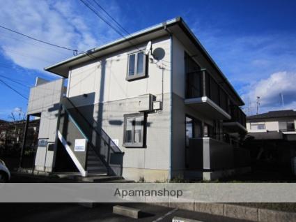 宮城県仙台市青葉区の築21年 2階建の賃貸アパート