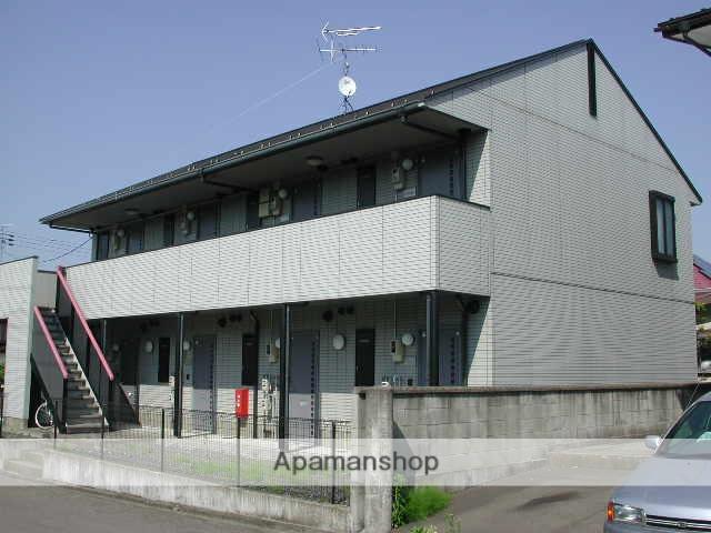 宮城県仙台市青葉区の築18年 2階建の賃貸アパート