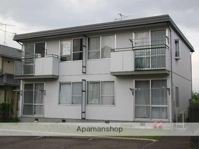 宮城県仙台市青葉区の築28年 2階建の賃貸アパート