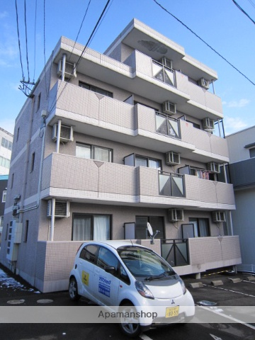 宮城県仙台市青葉区、国見駅徒歩2分の築18年 4階建の賃貸マンション