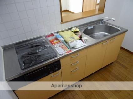ディアグレイス五輪[3LDK/59.8m2]のキッチン