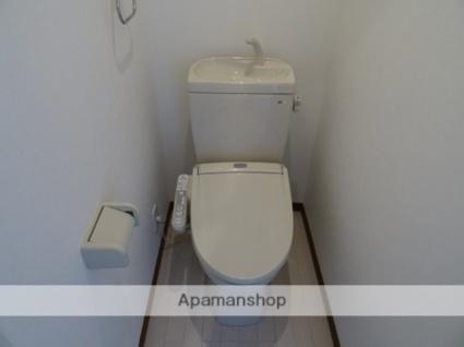 アスコット栄[1R/31.34m2]のトイレ