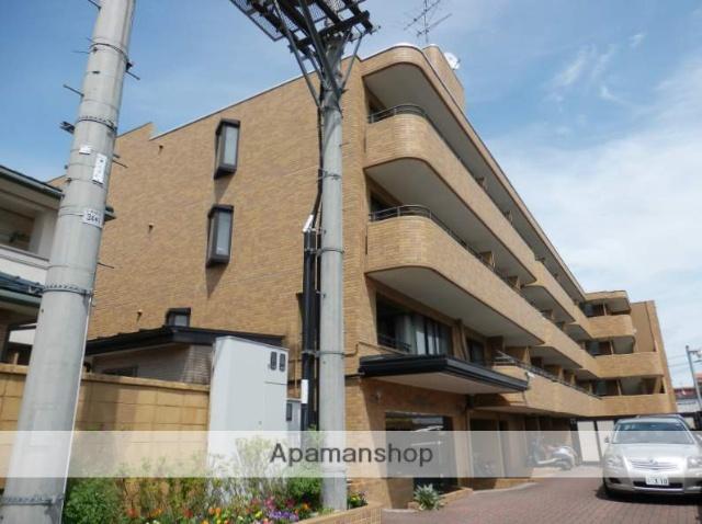 宮城県仙台市若林区、五橋駅徒歩7分の築27年 4階建の賃貸マンション