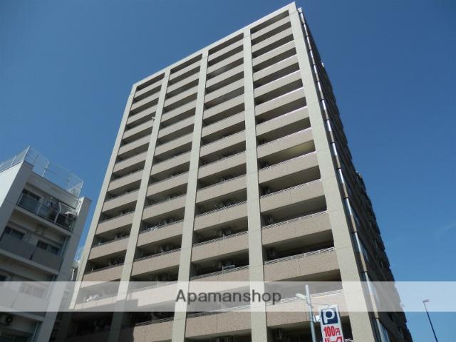 宮城県仙台市宮城野区、榴ケ岡駅徒歩11分の築8年 15階建の賃貸マンション